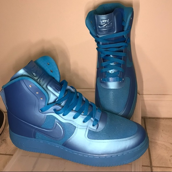 Men's Nike Air Force 1 hyperfuse premium 9.5